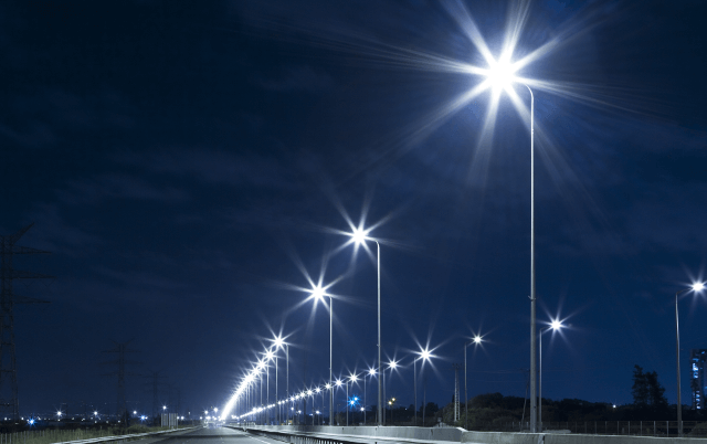 Excel Application for Street Lighting Design