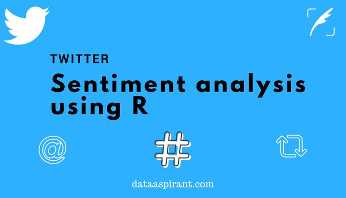 Twitter sentiment analysis R